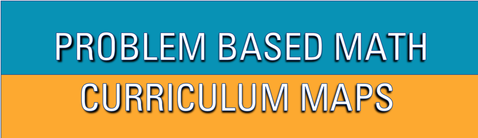 Common Core Problem Based Curriculum Maps – emergent math